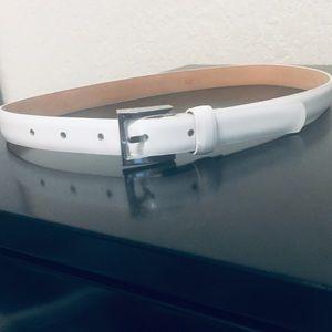 NWOT Michael Kors Womens Waist Belt Patent Leather